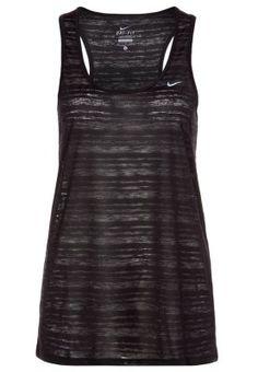 Sportkleding Nike Performance TOUCH BREEZE - Top - black/reflective silver Zwart: \u20ac 34,95 Bij Zalando (op 13-3-15). Gratis bezorging \u0026amp; retournering, snelle ...
