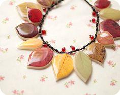Leaf Bracelet - Cute!