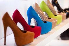 Zapatos de mujer : Zapatos de noche Colección 2015