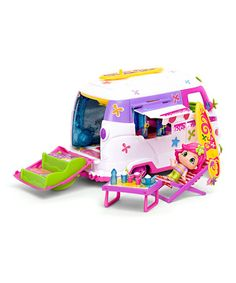 Take a look at this Pinypon Caravan Set by Pinypon on #zulily today!