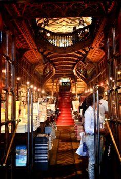 Una de las librerías mas famosas del mundo