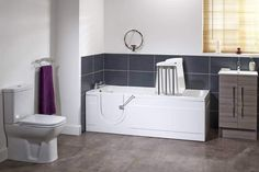 Creating an Easy Access Bathroom | Miss Nicklin | A South Wales Lifestyle, Food and Fashion Blog