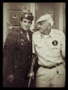 "Band of Brothers' ""Wild Bill"" Guarnere passed away at the age of 90. Rest in peace hero."