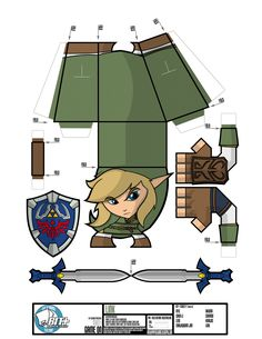"""BIT+ Paper Toy Series 9 """"GAME ON"""" Link released!! 