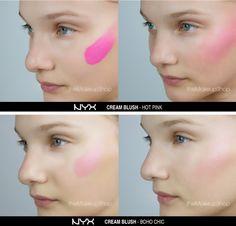 NYX Rouge Cream blush