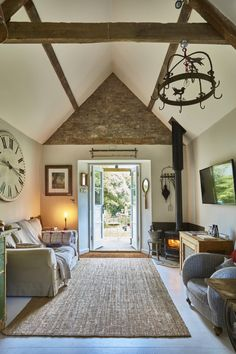 Luxury self-catering cottage in Cirencester