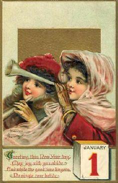 Jan 1st, 1900...VICTORIN & VINTAGE