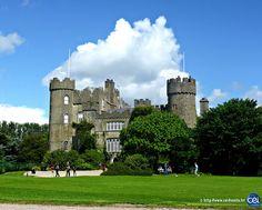 Séjour linguistique en Irlande avec le CEI  #Irlande #Ireland #Europe #CEI #voyage #travel #colonie #sejourlinguistique #holiday #nature #castle #green