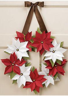 1000 images about navidad on pinterest manualidades for Como hacer decoraciones navidenas