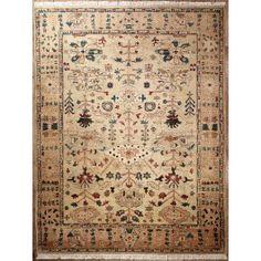 New Contemporary Persian Sultanabad Area Rug 2344 - Area Rug area rugs