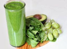 Para Bajar De Peso Jugos Nutrición Y Batidos Licuados Naturales : Licuados Para Bajar De Peso Uno al día dulce verde batido