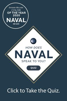 Take this quiz to find out how the Sherwin-Williams 2020 Color of the Year speaks to your personality, then get customized Naval SW 6244 project tips based on your decorating style…More Interior Design Yellow, Interior Design Courses, Interior Design Business, Interior Design Living Room, Interior Colors, French Interior, Home Improvement Cast, Home Improvement Projects, Tutorial Excel