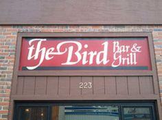 The Bird Bar Grill - Mt Pleasant, MI Mom's college bar. Alma College, College Life, Lake Isabella, Stuff To Do, Things To Do, Central Michigan University, Pub Crawl, Mount Pleasant, Bar Grill