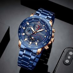 Swiss Automatic Watches, Swiss Army Watches, Top Luxury Brands, Luxury Watches For Men, Bracelets For Men, Cool Watches, Fashion Watches, Luxury Branding, Chronograph