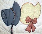 Accessories Bonnet Girl Pattern for Fourteen Bonnets,Ribbons and Sashes. $8.00