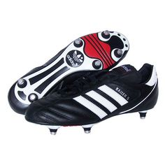 new concept d020f 18677 ADIDAS Kaiser 5 Cup Studded Soccer Cleats World Cup.
