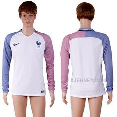 http://www.xjersey.com/france-away-uefa-euro-2016-long-sleeve-thailand-soccer-jersey.html Only$35.00 FRANCE AWAY UEFA EURO 2016 LONG SLEEVE THAILAND SOCCER JERSEY Free Shipping!