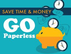 Save Time and Money by Going Paperless: Tips for Real Estate Agents