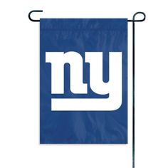 New York Giants NFL Mini Garden or Window Flag (15x10.5)