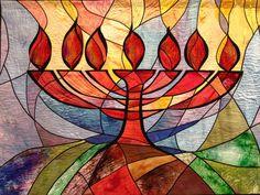 Jewish quilt.