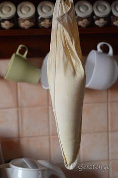 Gesztenye receptjei: Pisztáciás krémsajt