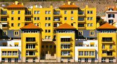 Porto/Portugal by Prendas Joaquim Porto Portugal, Condominium, Facade, The Neighbourhood, Multi Story Building, Real Estate, Mansions, House Styles, Gifs
