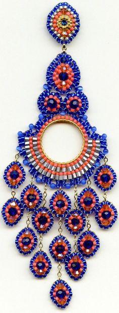 Orange Sky, Crochet Earrings, Jewelry, Fashion, Moda, Jewlery, Jewerly, Fashion Styles, Schmuck