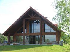 Wymiary budynku:  12,33 m x 26 m + poddasze; technologia: ściana dwuwarstwowa;<br>orientacyjny koszt budowy domu: <b>1 108 800 zł</b>