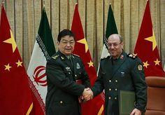 آینده مثلث استراتژیک ایران - چین - امریکا