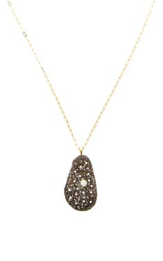 One Of A Kind Stars Dark Necklace by CVC STONES for Preorder on Moda Operandi