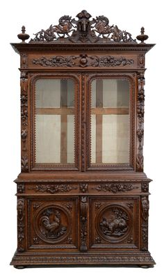 16 best french hunt style images antique furniture cabinets armoire rh pinterest com
