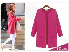 Aliexpress.com: Compre Primavera outono mulheres tamanho grande casacos de lã casaco de manga comprida L0030 de confiança placa revestida fornecedores em Online Store No.1295769