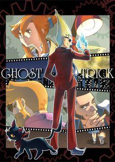 Ghost Trick by tatsuri.deviantart.com on @deviantART