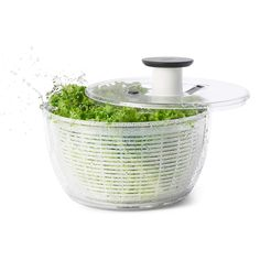 Cool Kitchen Gadgets, Cool Kitchens, Kitchen Tools, Kitchen Items, Kitchen Things, Kitchen Products, Best Salad Spinner, Peach Smoothie Recipes, Bucket Lists