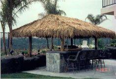Thatch Roof Kits For Deck Cabana Palapa Gazebo Tiki Huts