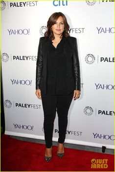 Mariska Hargitay Gets Emotional at 'SVU' Paleyfest Panel: 'The World is Changing Now So Much Because of This Show'