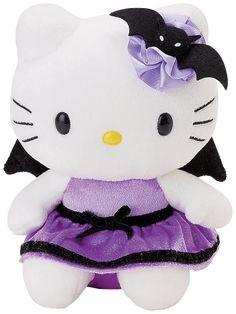 Hello Kitty Halloween Bat