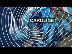 Storm Caroline on Thursday 12-7-2017 - BBC News