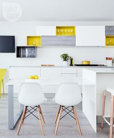 The hottest looks you'll be coveting for your kitchen this year.