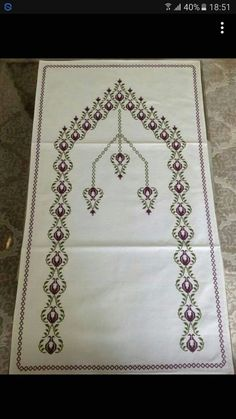 This Pin was discovered by Yur Easy Crochet Patterns, Baby Knitting Patterns, Beading Patterns, Teapot Cover, Ramadan Crafts, Pixel Crochet, Palestinian Embroidery, Free To Use Images, Prayer Rug