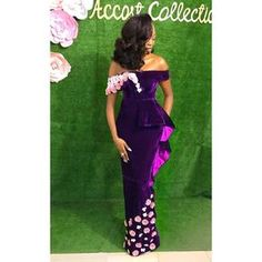 trend Aso Ebi Styles For The Weekend for 2019 Aso Ebi Lace Styles, African Lace Styles, Lace Dress Styles, African Lace Dresses, Latest African Fashion Dresses, African Dresses For Women, African Print Fashion, African Attire, Ankara Styles