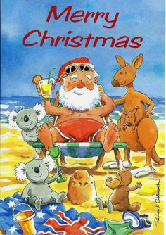 australian christmas greetings free - Google Search ...