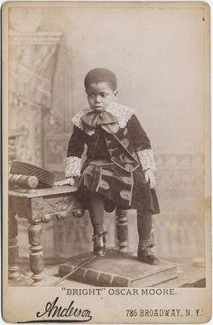 "Portrait of ""Bright"" Oscar Moore Anderson, New..."
