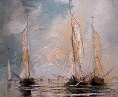 """Justyna Kopania ~ Collection of Oil Paintings """"Inspirations"""""""