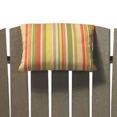 Head Cushion For Adirondack Furniture   Pastel Stripe By Breezesta # Adirondack #cushion #comfort