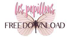 butterflies poster free download