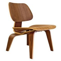 Innovation in chair design - the first bent plywood chair ever! Forever a classic.