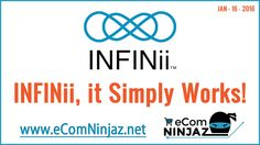 INFINii Introduction To New eCommerce Business  - Team Ninjaz