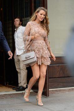 Diário da Blake Lively em Nova York - Fashionismo                                                                                                                                                                                 Mais
