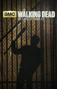 The Walking Dead | Negan traz um novo mundo em pôsteres do sétimo ano | Observatório do Cinema